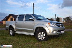 Toyota Hilux 2.5 2006 r. - zobacz ofertę