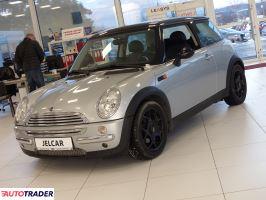 Mini Cooper 2001 1.6 116 KM