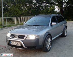 Audi Allroad 2002 2.7 250 KM