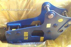 Młot hydrauliczny AKB70 All-Kor do koparko-ładowarki,   15 800 PLN