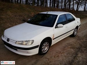 Peugeot 406 1998 r. - zobacz ofertę