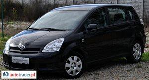 Toyota Corolla Verso 1.8 2005 r.,   26 800 PLN