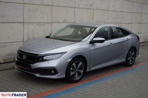 Honda Civic - zobacz ofertę