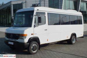 Mercedes  VARIO 613 Euro4 Autobus 19+1 Klima,Web   - zobacz ofertę