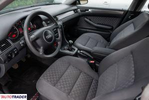 Audi A6 2002 2.4 170 KM