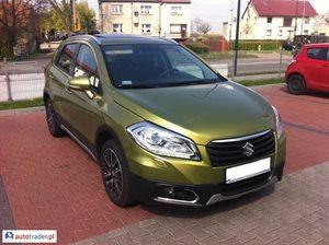Suzuki Sx4 1.6 2013 r. - zobacz ofertę