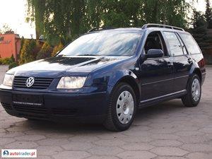 Volkswagen Bora 1.9 2000 r. - zobacz ofertę