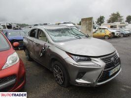 Lexus NX - zobacz ofertę