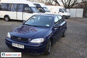 Opel Astra 2009 1.4 90 KM