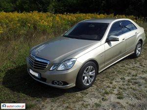 Mercedes 250 2.1 2009 r. - zobacz ofertę