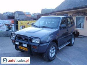 Nissan Terrano 2.4 1995 r. - zobacz ofertę