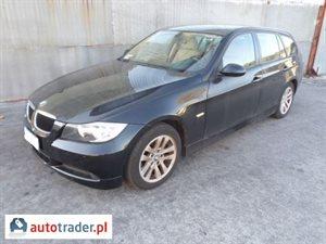 BMW 320, 2008r.,   32 000 PLN