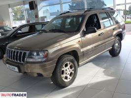Jeep Grand Cherokee 2001 4.0 190 KM
