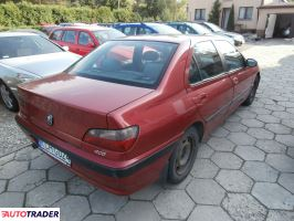Peugeot 406 1996 2 120 KM
