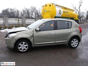Dacia Sandero 1.5 2008 r. - zobacz ofertę