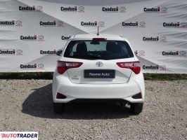 Toyota Yaris 2019 1.0 72 KM