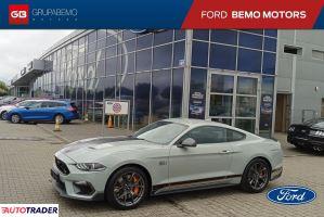 Ford Mustang - zobacz ofertę
