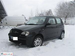Fiat Seicento, 2008r. - zobacz ofertę