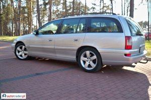 Opel Omega 2.2 2000 r. - zobacz ofertę
