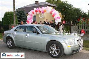 Chrysler 300C 2.7 2006 r. - zobacz ofertę