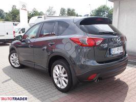 Mazda CX-5 2014 2.2 175 KM