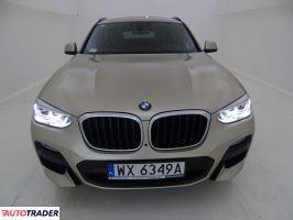 BMW X4 2018 2.0 250 KM