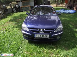 Peugeot 607 2.7 2005 r. - zobacz ofertę