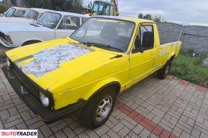 Volkswagen Caddy 1986 1.6 54 KM