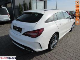 Mercedes CLA - zobacz ofertę