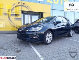 Opel Astra 2019 1.4 150 KM