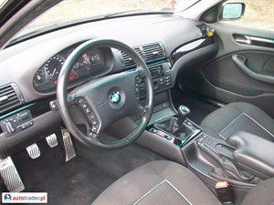 BMW 330 3.0 2003 r. - zobacz ofertę