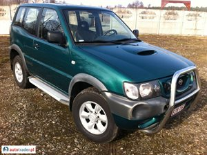 Nissan Terrano 2.7 2000 r. - zobacz ofertę