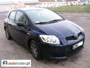 Toyota Auris, 2006r.,   15 999 PLN