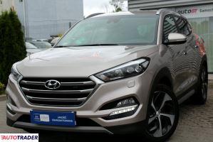 Hyundai Tucson - zobacz ofertę
