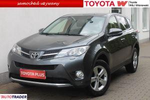 Toyota RAV 4 2013 2.0 124 KM