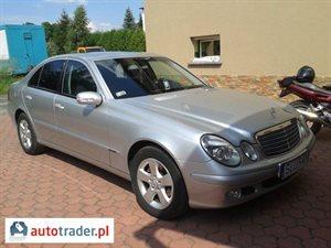Mercedes 220, 2003r. - zobacz ofertę
