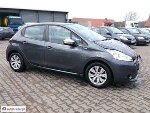 Peugeot 208 1.6 2013 r. - zobacz ofertę