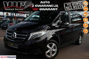 Mercedes V-klasa - zobacz ofertę