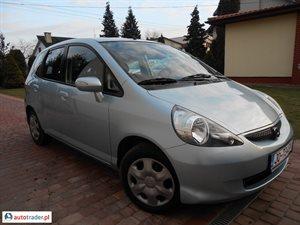 Honda Jazz 1.4 2005 r.,   17 900 PLN