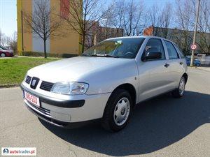 Seat Ibiza 1.9 2001 r.,   7 800 PLN