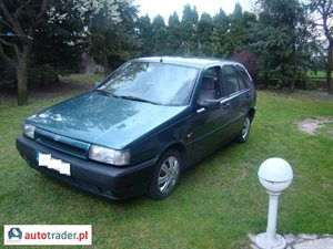 Fiat Tipo 1.9 1993 r. - zobacz ofertę