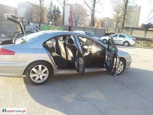 Peugeot 607 2006 2 136 KM