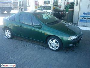 Opel Tigra 1.4 1999 r. - zobacz ofertę