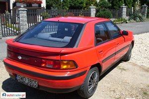 Mazda 323F 1.6 1993 r. - zobacz ofertę