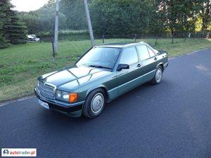Mercedes W-201 (190) 1.8 1993 r. - zobacz ofertę