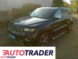 Jeep Grand Cherokee 2013 3.6 284 KM