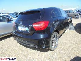 Mercedes Pozostałe 2013 1.8 136 KM