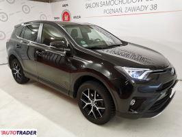 Toyota RAV 4 2015 2.0 152 KM