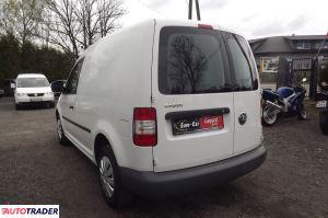 Volkswagen Caddy 2008 1.9