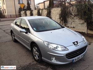 Peugeot 407, 2007r. - zobacz ofertę